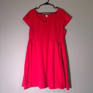 Sweet Little Red Dress